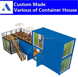Container Home Design and Custom Made