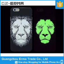 Custom Print Hard Shell PC Mobile Phone Case for iPhone 6