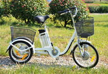 three wheels moped pedicabs electric tricycle from china