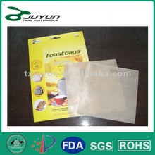 PTFE Reusable Cheap Toaster Sandwish Bag