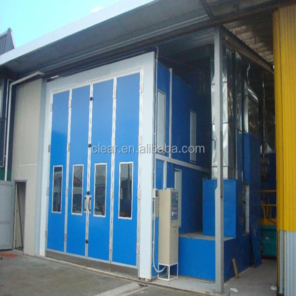 2014 Car Spray Booth, Paint Booth, Baking Oven, Spraying Cabin HX-600