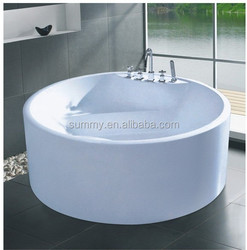 Popular design apron bathtub for hotel