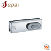 EPAI E-050 Brass Cylinder Bottom Lock Patch Fitting Swing Glass Door Corner Patch Lock
