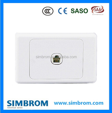 Alibaba famous Manufacturer band high quality switch socket