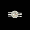 2W 6pin High Power RGB SMD LED Diode