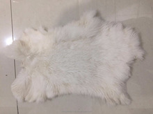 Natural real rabbit fur skin from wholesaler, Meiqi