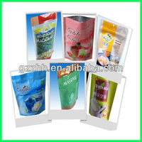 2016 Hot Selling Popular Portable frozen food packaging bag