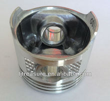 motorcycle engine FB100 piston with circlip and pin and ring made in China