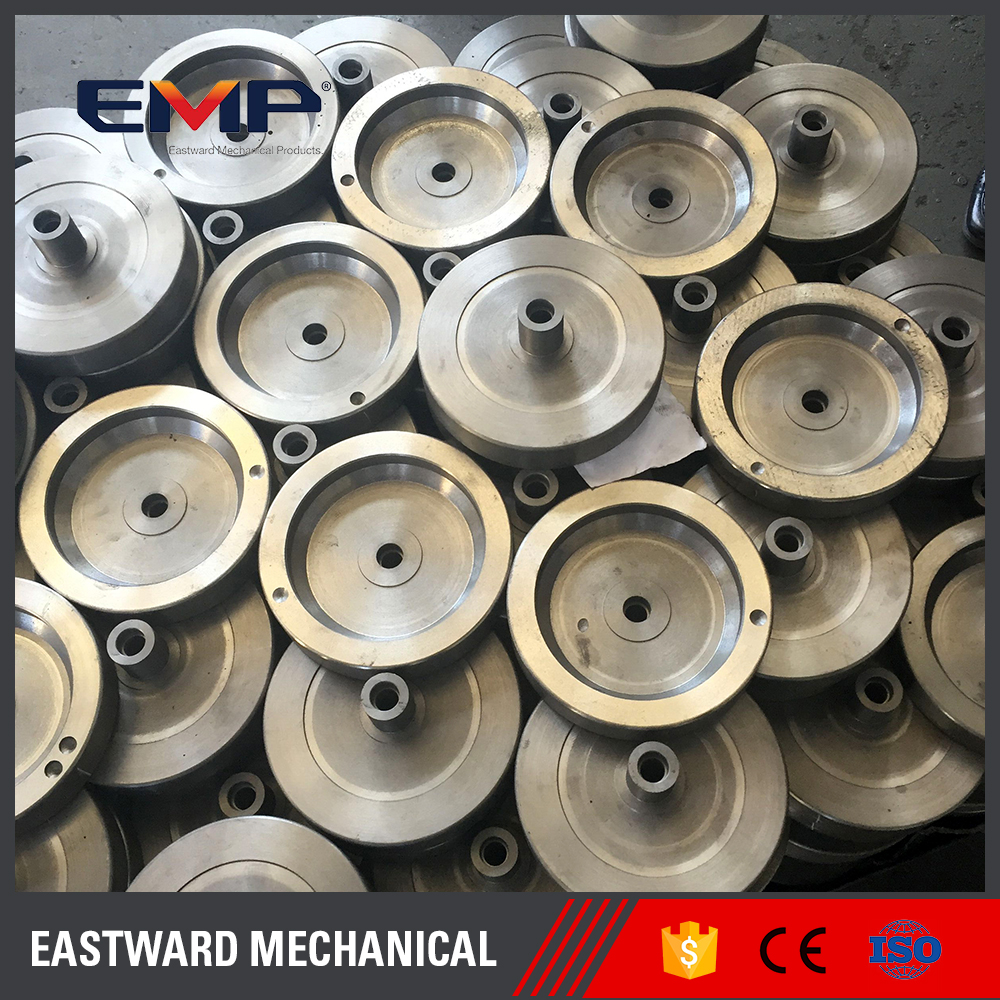 Customized Size Grey Iron 200 Plain Casting Flywheel Precision Casting