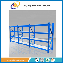 Heavy Duty Steel Selective Pallet Style Warehouse Storage Rack for Warehouse and Factory