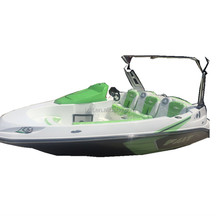 2017 new model small jet boat