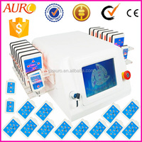 Professional diode lazer body slimming i-lipo machine with discount from china au-64
