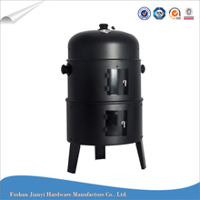 Hot Sales Top sale charcoal smoker bbq grill with double vent door