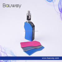 China wholesales Bauway e-cigarette the temperature control T200 watt with removable battery design