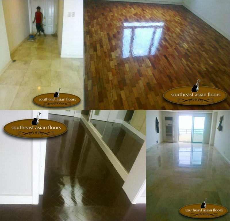 floor and stair sanding services