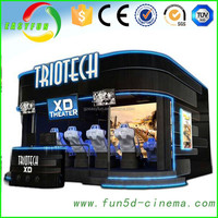 9D Action Cinemas- Franchise