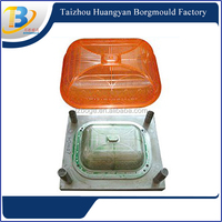 Wholesale Low Price High Quality Commodity Plastic Injection Basket Molds