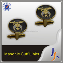 Custom Fashionable Personalized Masonic Nice Cuff links