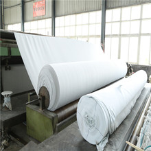 Puncture resistant Needle Punched Nonwoven Geotextile Fabric
