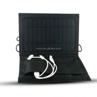 portable folding solar panel for charging cell phone