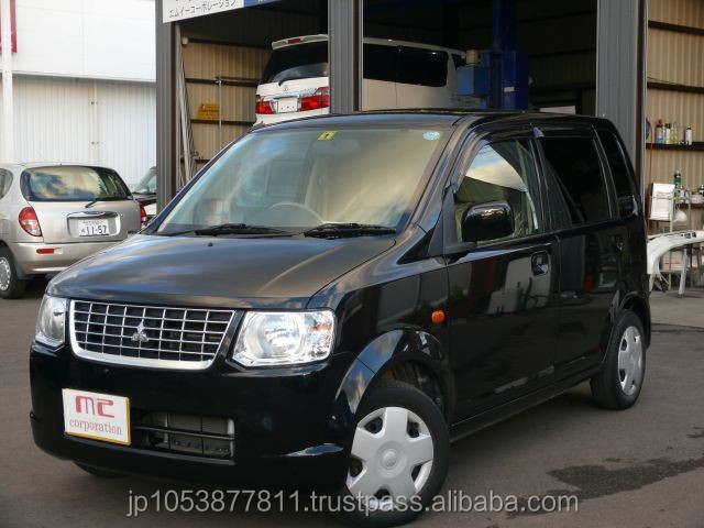 Right hand drive and Reasonable second hand mitsubishi car made in Japan