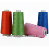 Industrial sewing threads spun polyester sewing thread cone 20S/3