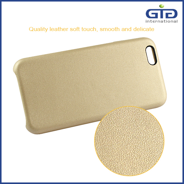 Hot Sale OEM Leather Phone Cover For iPhone 6