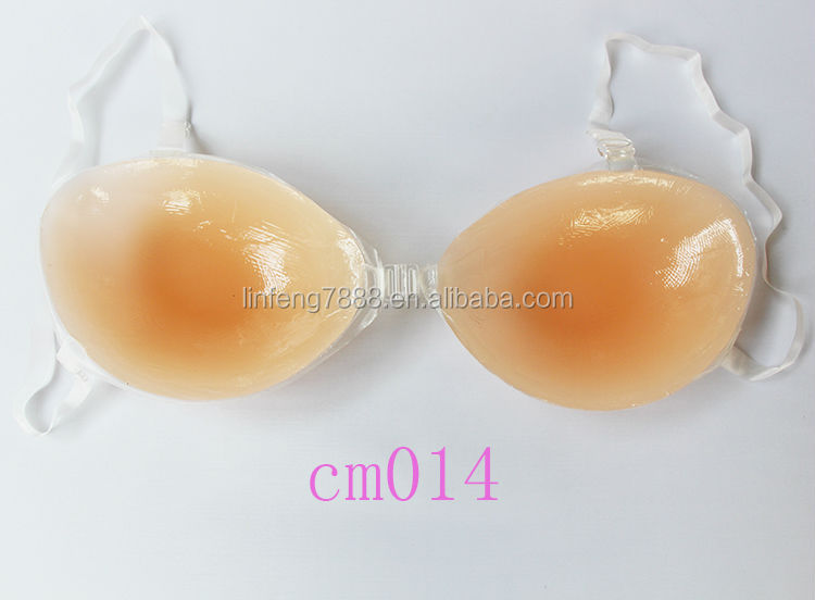 invisible self-adhesive bra with bra strap