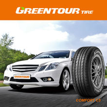 Wide tread COMFORT C5 passenger car radial tire