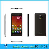 Cell Mobile Phone Touch Capacitive SMS FM MP3 Bluetooth Max 16GB TF card G9000 Mobile phone 5.0""