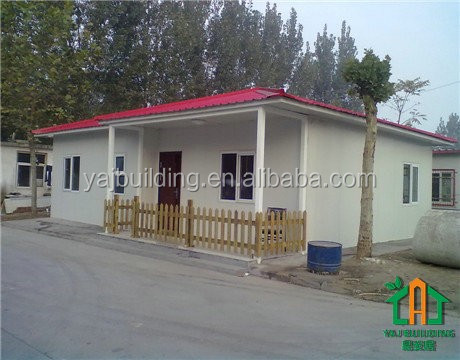 Cheap Manufactured prefabricated sea house