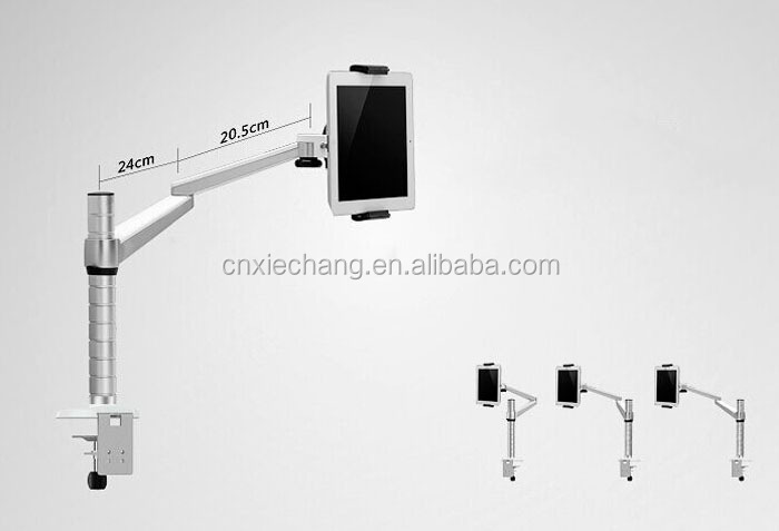 Flexible Desk Clamp Mount LCD monitors Arm