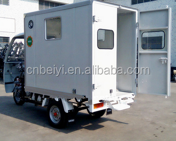 4 People Enclosed hiace ambulance tricycle In Jordan