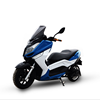 China powerful new energy city 2 wheel used 72V 2000W electric motorcycle
