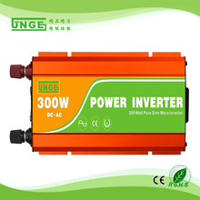 300w pure sine wave 12v dc to 110v 120v 220v 230v 240v ac car power inverter with car cigarette lighter