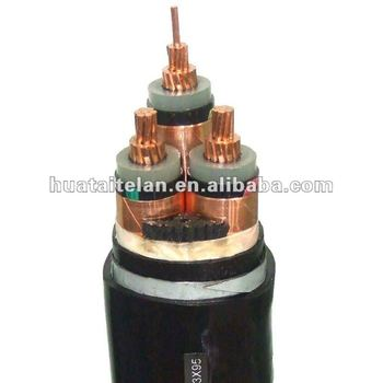 11 kv armoured 3 core cable 3x70 3x95 3x120