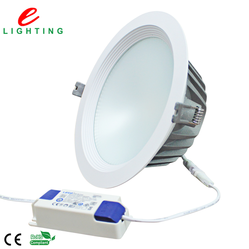Ceiling Lighting Dimmable Recessed COB led pot light