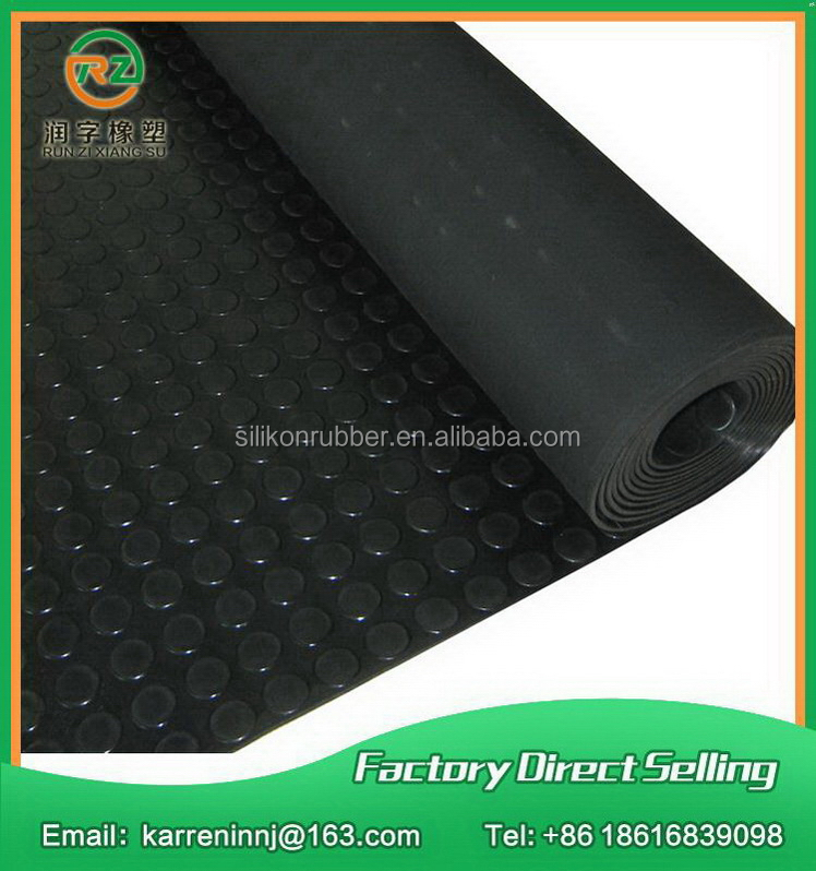 China supplier cheap price coin rubber sheet