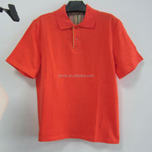 China Stocklots Top Quality <strong>Men's</strong> cotton Polo shirt/ Promotional <strong>apparel</strong>, moq