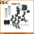 7 pieces Professional drum microphone kit