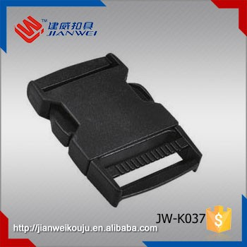 JIANWEI Safety plastic insert lock buckle for backpack JW-K037
