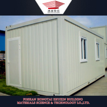 Indonesia 40 Open Side Container House With Low Container House Price
