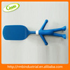 Silicone and nylon human shape cooking tool spatula kitchen utensil