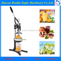 household Multifunction small fruit juice extractor/manual orange juicer machine