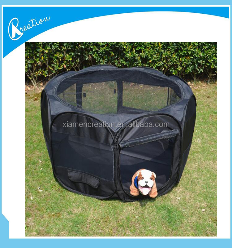Pet Dog Cat Tent Puppy Playpen Exercise Pen Playpens