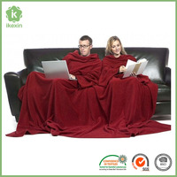 Anti Static Wearable Smooth Tv Blanket