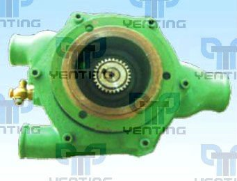 GEAR TYPE WATER PUMP FOR TRANSIT MIXER