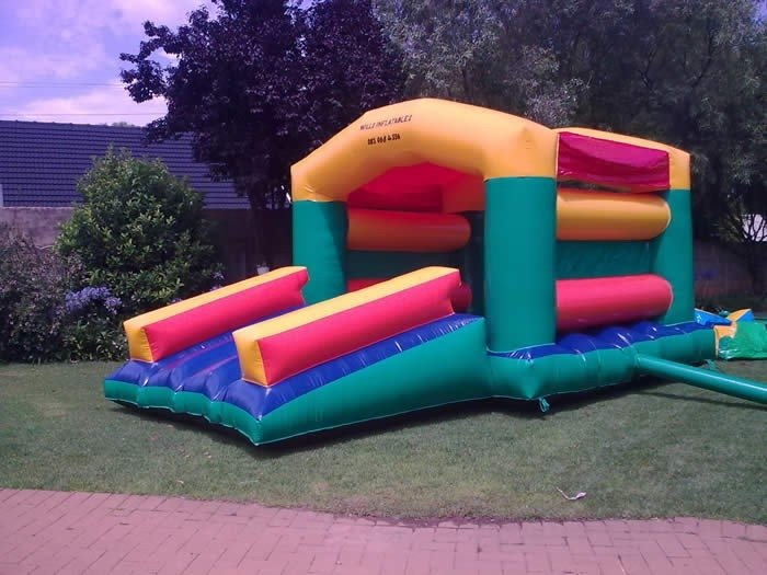 Jumping Castle with Slide