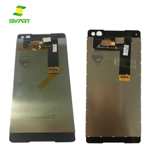 SYART Best Quality HD1920x1080 LCD Touch Screen Digitizer Assembly 6.0inch Display For Sony Xperia C5 Ultra E5506 E5533 E5563