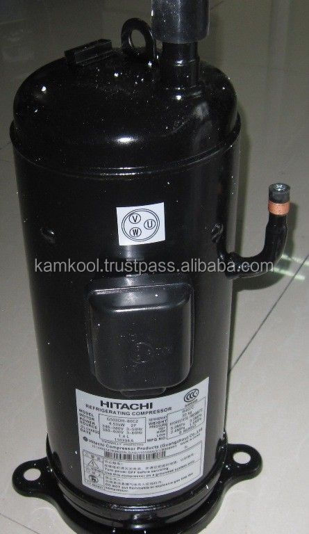 Hitachi Scroll compressor 503DH-80C2 for Air Conditioner